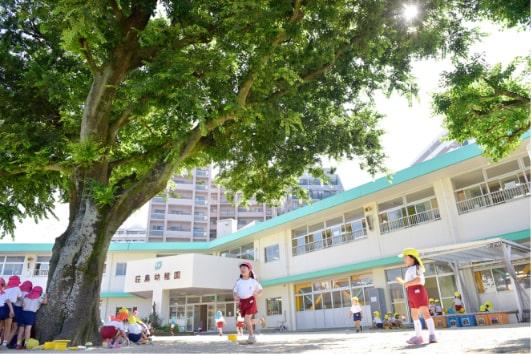 荘島幼稚園外観
